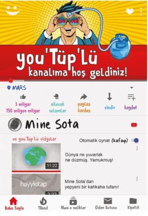 You'TÜP'lü Kanalıma Hoş Geldiniz!