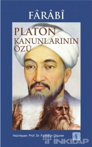 Farabi  Platon Kanunlarının Özü