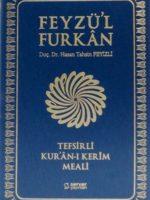 Feyzü'l Furkan Tefsirli Kur'an-ı Kerim Meali (Kücük Boy)