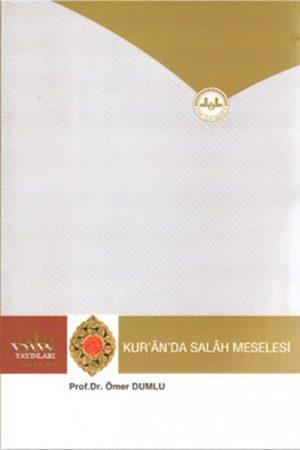 Kur'an'da Salah Meselesi