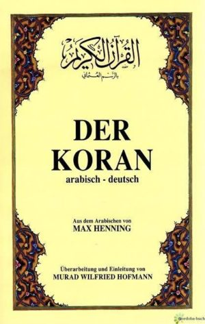 Der Koran (Max Henning)