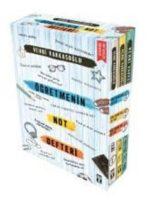Öğretmenin Not Defteri Set (3 Kitap)
