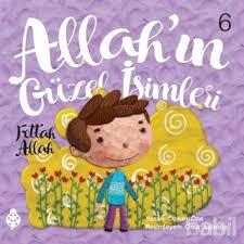 Allah'in Güzel İsimleri Serisi 3-10