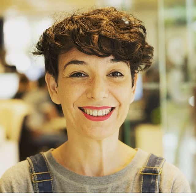 Maria Isabel Sanchez Vegara