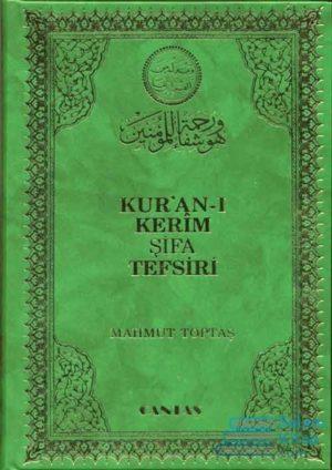 Kur'an-ı Kerim Şifa Tefsiri 8 Cilt Takım