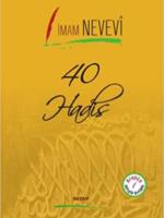 40 Hadis - İmam Nevevi (İki Dil Bir Kitap - Arapça-Türkçe)