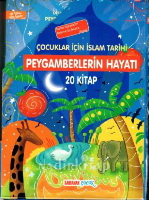 Çocuklar İçin İslam Tarihi / Peygamberlerin Hayatı SET