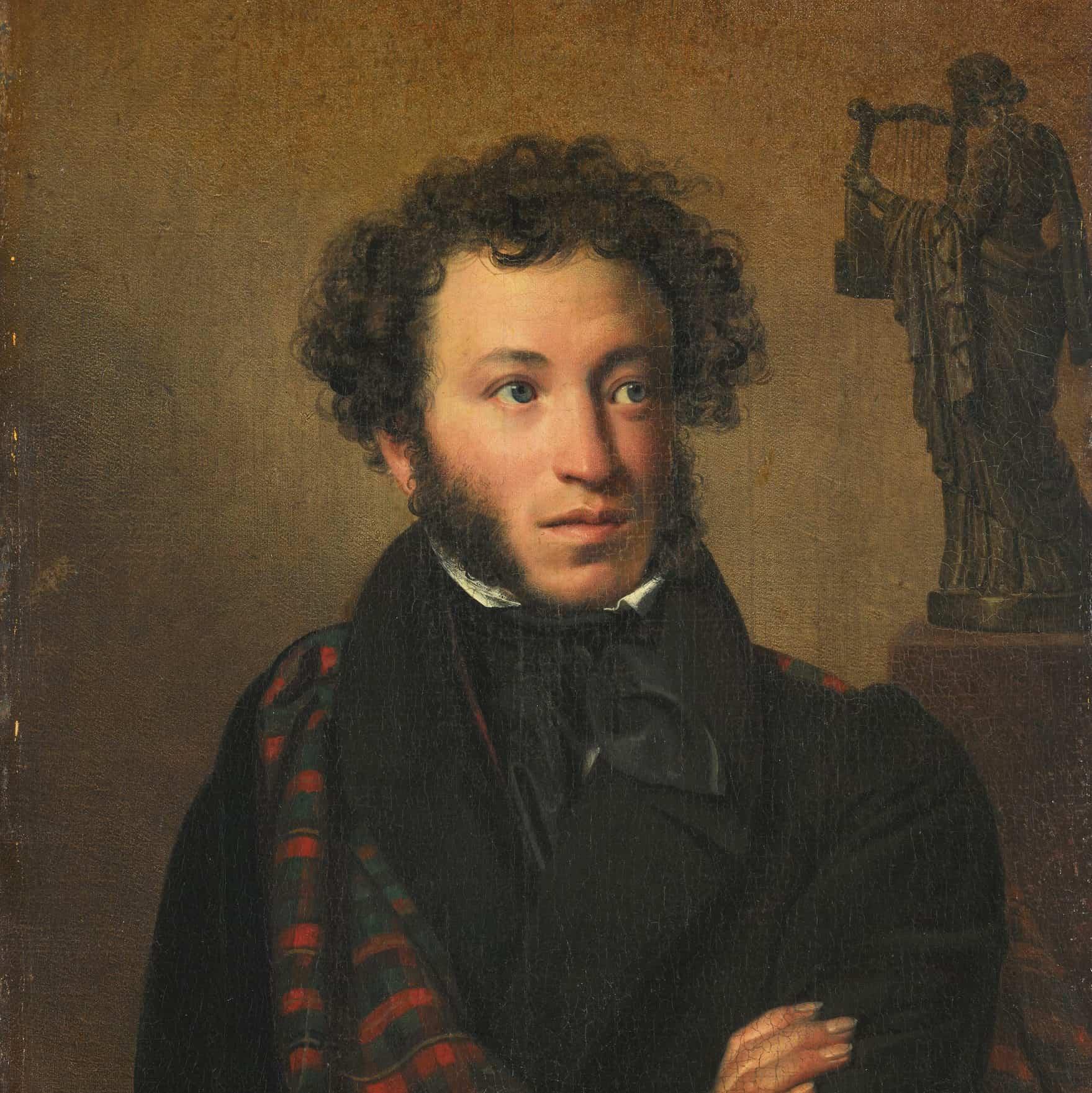 Alexander Sergejewitsch Puschkin